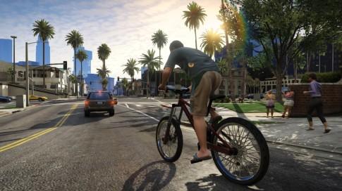 Grand Theft Auto 5 ( GTA 5)